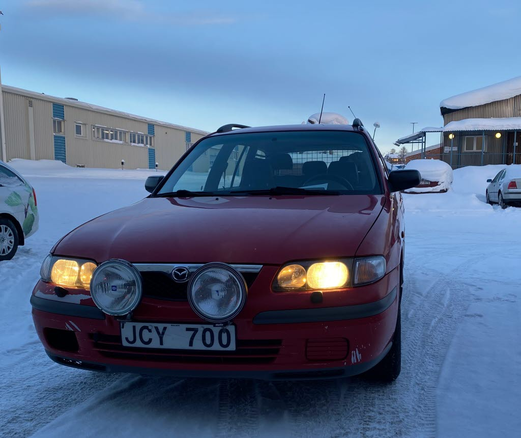 Mazda 626 Kombi 2,0 D LX