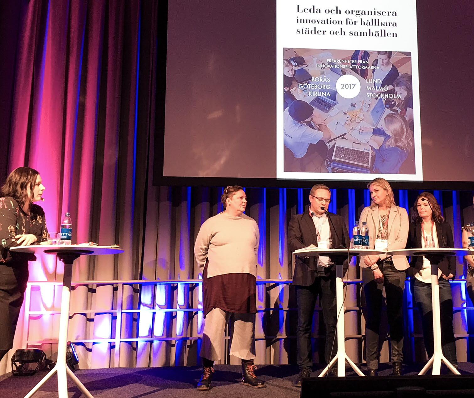 Tematräff och kvalitetsmässa om innovation i Göteborg