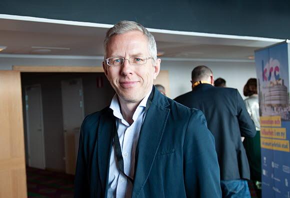 Björn Bergstrand, Hållbarhetschef Kommuninvest