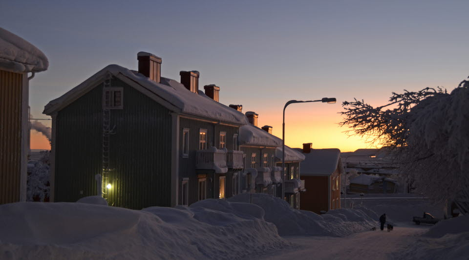 Laestadigatan Kiruna