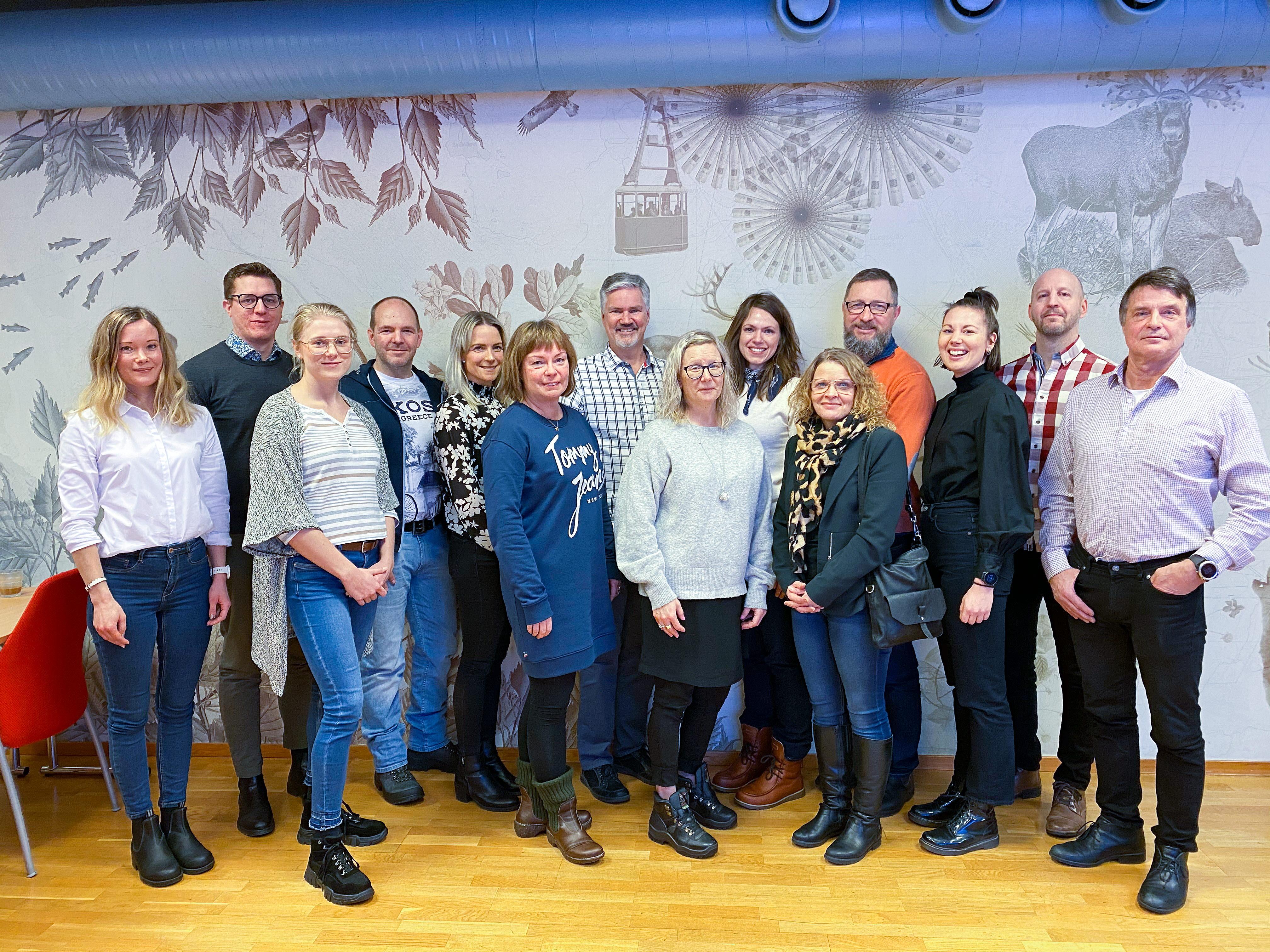 Medlemmar Innovationsplattform Kiruna